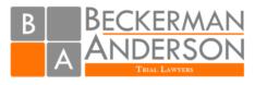 BA Law firm Logo