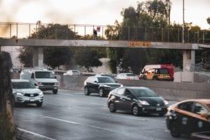 Riverside, CA – One Killed in Crash Involving RV on I-215 Fwy Near University Ave