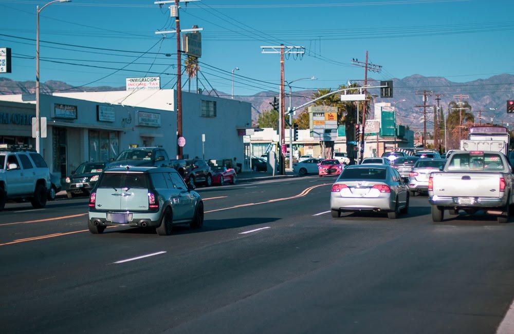 Santa Ana CA - Injury Wreck on SR-241