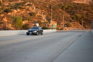 Santa Ana CA - EMTs Respond to Traffic Collision at SR-57 & Katella Ave