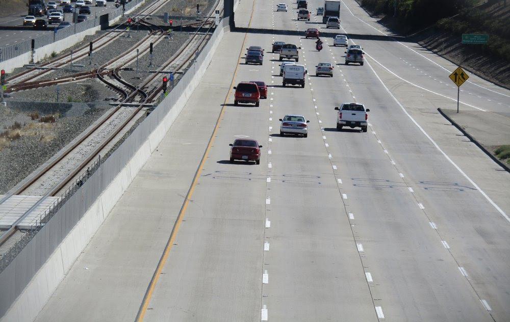 Santa Ana, CA - Injury Collision on SR 91 E Near SR 241