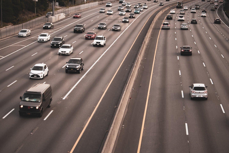 Orange County, CA - Injuries Suffered in Crash on I-405 N