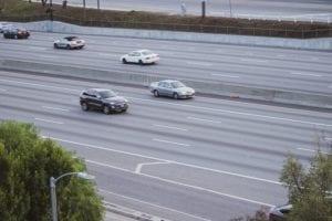 Westminster, CA - Injury Crash on Interstate 5 N near E Orangewood Ave