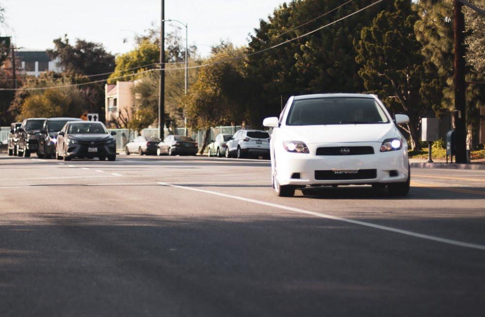 Orange County, CA - Injury Collision on I-405 S Near SR 73
