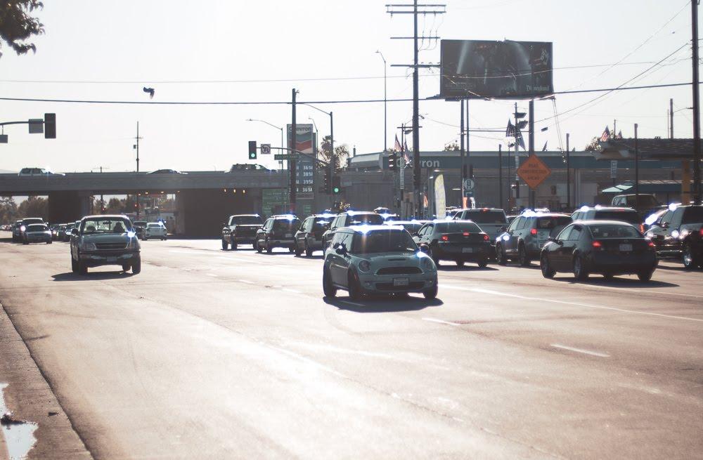 Orange County, CA - Injury Crash on I-5 S near Crown Valley Pkwy