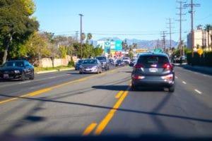 Santa Ana, CA - One Hurt in 3-Car Crash on Highway 22 near I-5