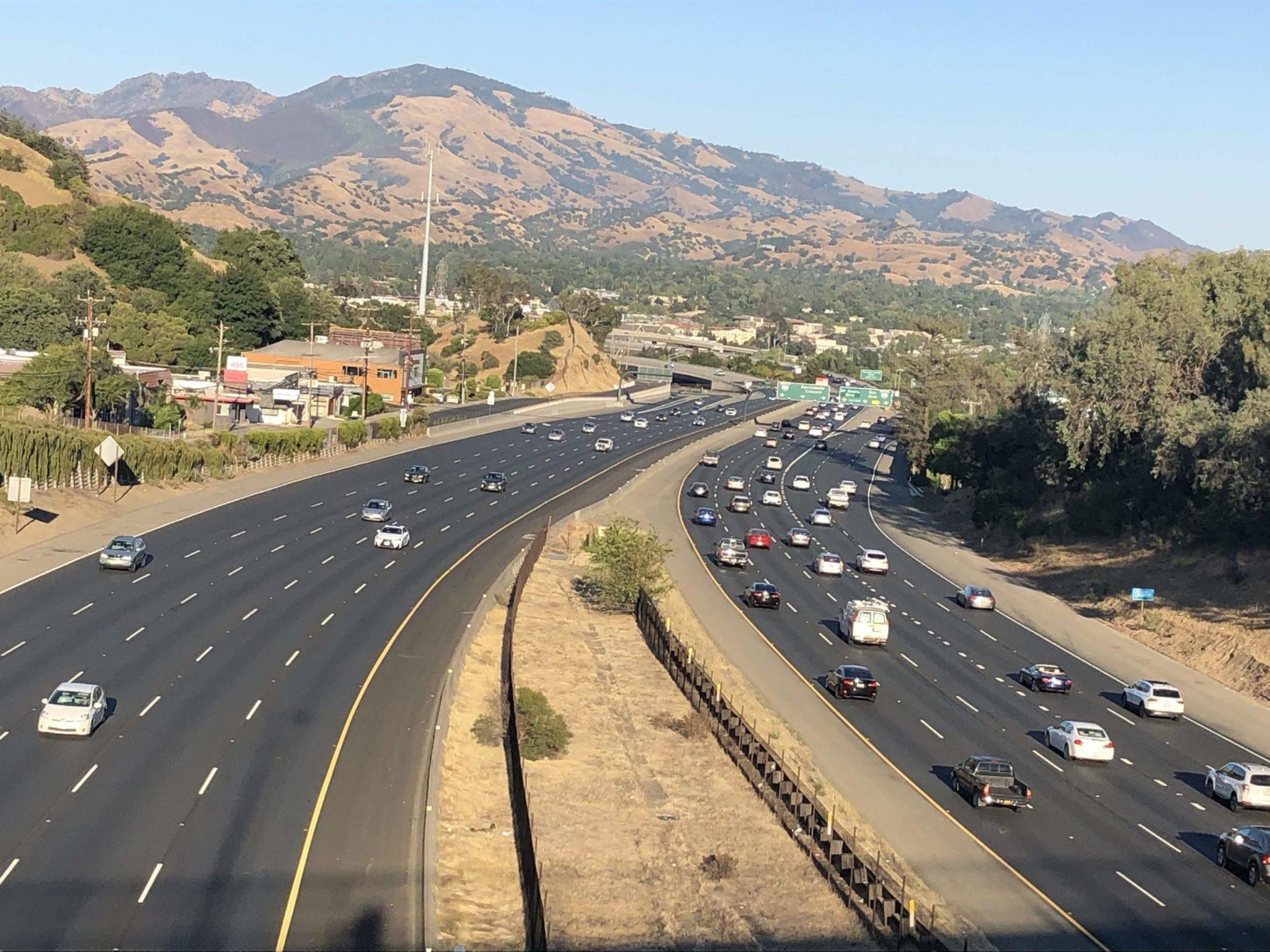 Santa Ana, CA - Injury Accident on I-405 S near University Dr