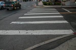 Costa Mesa, CA - Pedestrian Crash with Injuries on Newport Blvd at 19th St