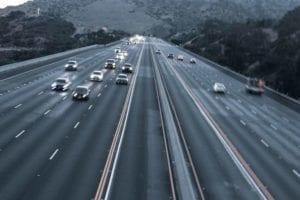 Orange County, CA - Injury Collision on Avenida De La Carlota near Lake Forest Dr