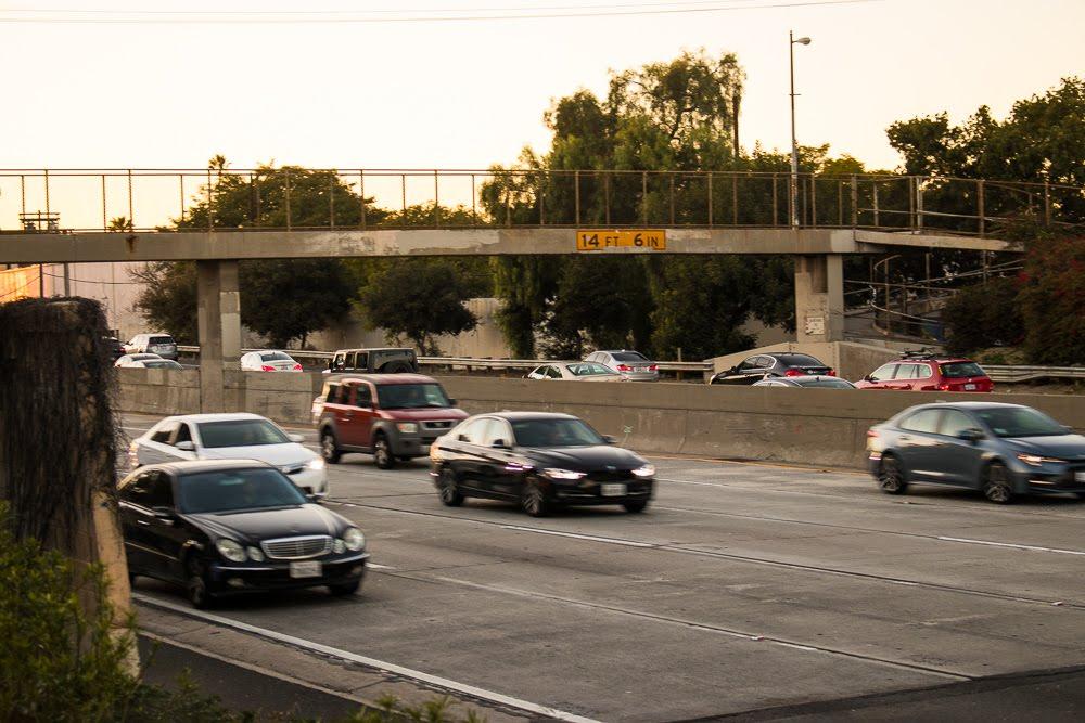 Westminster, CA - Major Vehicle Collision on I-405 S near Beach Blvd