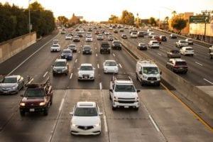 Orange County, CA - Traffic Crash Results in Injuries on SR 22 near Haster Street