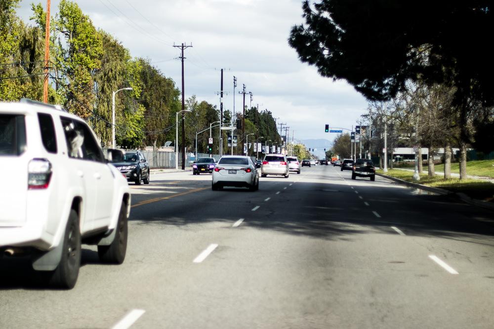 South Gate, CA - One Killed in Crash on E Firestone Blvd near Glasswerks LA