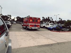 Orange County, CA - Injury Accident on SR-55 N near MacArthur Blvd