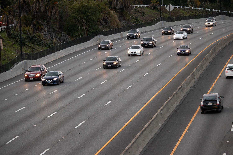 Santa Ana, CA - Serious Injury Crash on I-5 N near 4th St