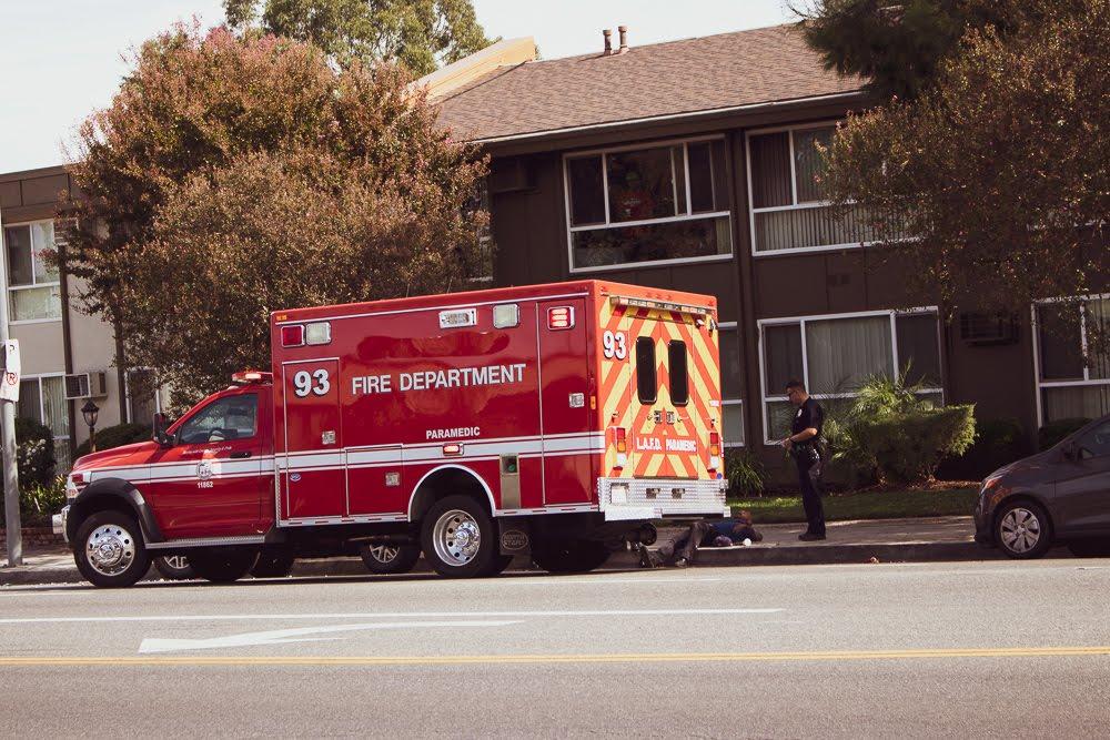 Santa Ana, CA - Car Wreck with Fatality, Injuries on Santa Ana Fwy at 17th St
