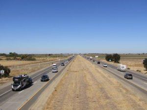 Santa Ana, CA - Injury Accident on SR 91 near SR 241